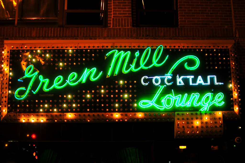 Saturday Night Confessions Green Mill Cocktail Lounge
