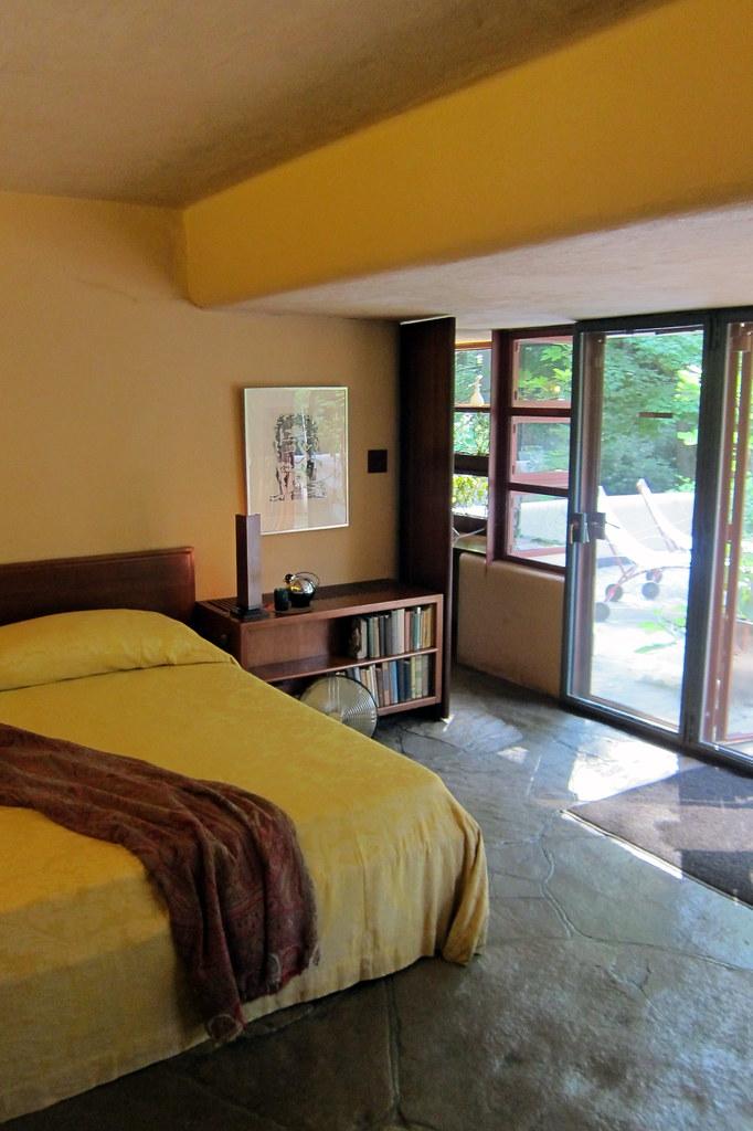 Pa Mill Run Fallingwater Master Bedroom The Bedframes