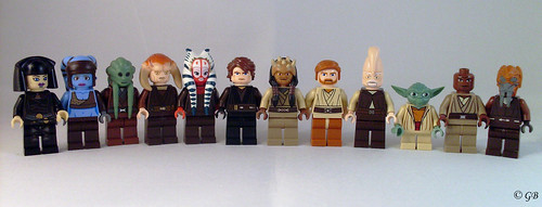 Jedi Council 18 The 12 Members Of The Jedi Council I