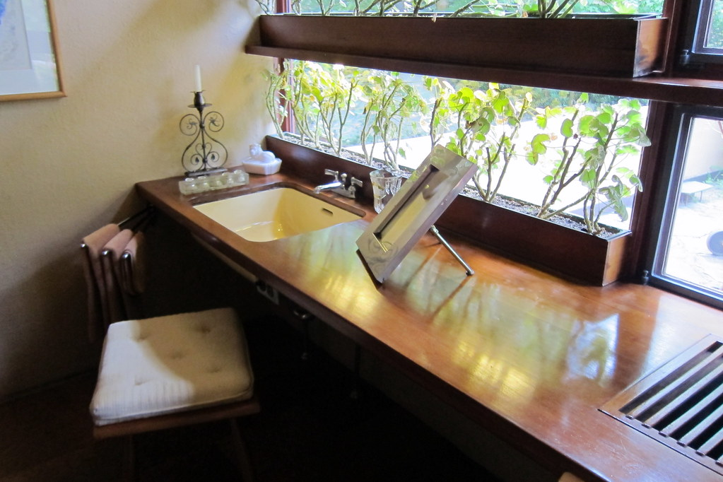 PA Mill Run Fallingwater Master Bedroom Bathroom Flickr