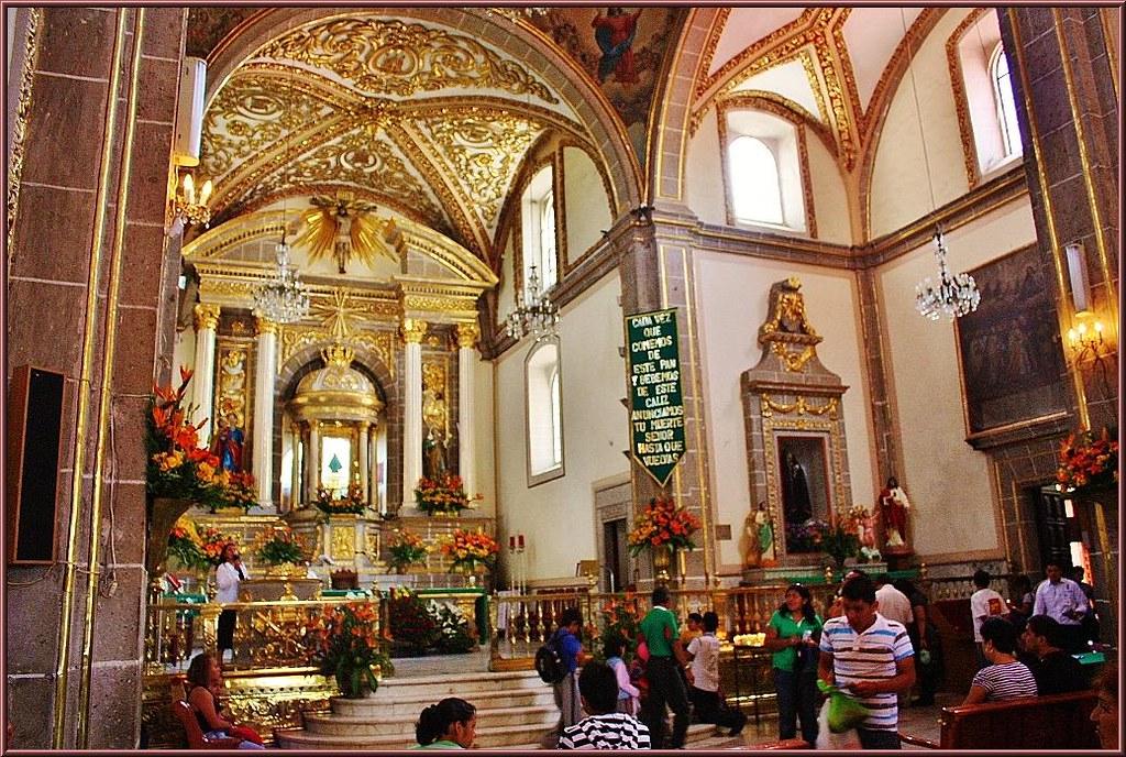 Basilica De Nuestra Se 241 Ora De Los Remedios Naucalpan Est