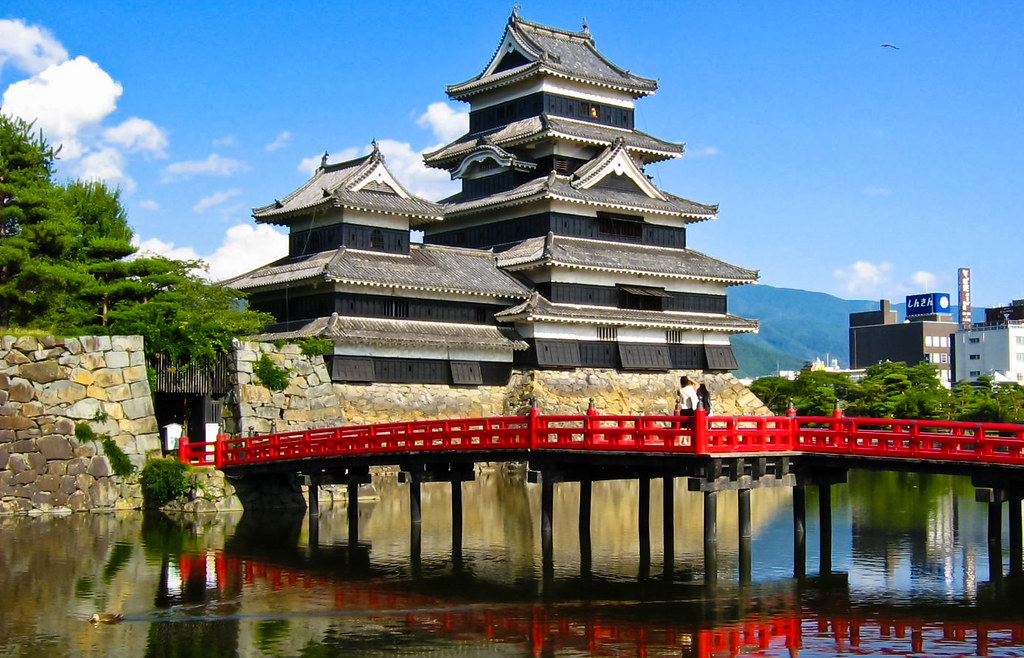 Matsumoto Jo Also Known As The Quot Crow Castle Quot Due To Its