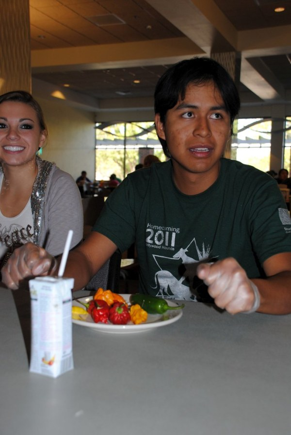 Chili Eating Contest | Eastern New Mexico University | Flickr