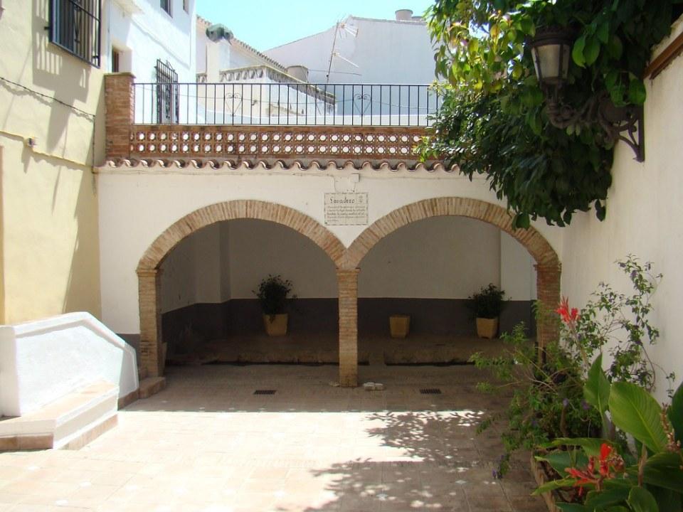 Periana Lavadero Pueblo de la Axarquia Malaga 12