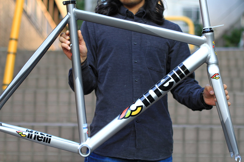 Jual Frame Cinelli Mash Bolt | Framess.co