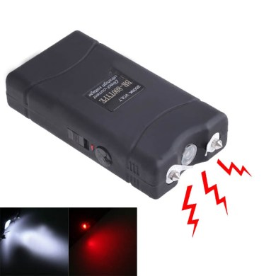 800 Type 3500K Volt Rechargeable Self Defense Electric Stu      Flickr     800 Type 3500K Volt Rechargeable Self Defense Electric Stun Gun LED  Flashlight  Black