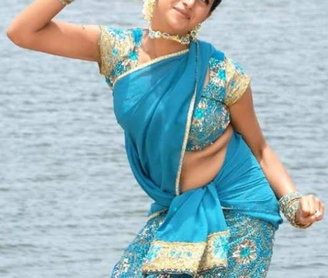 Actress Bhavana Hot Navel Show Photos By Hema Akka Photo Gallery