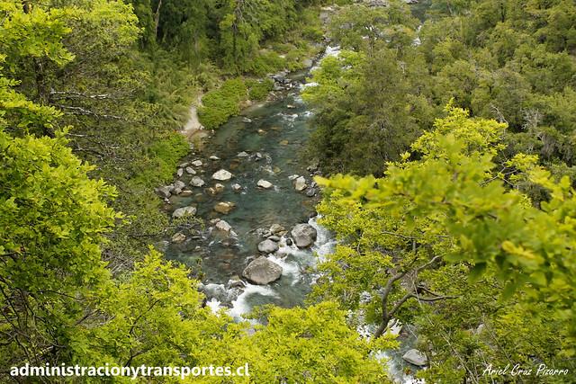 Río Claro (Parque Nacional Radal Siete Tazas)