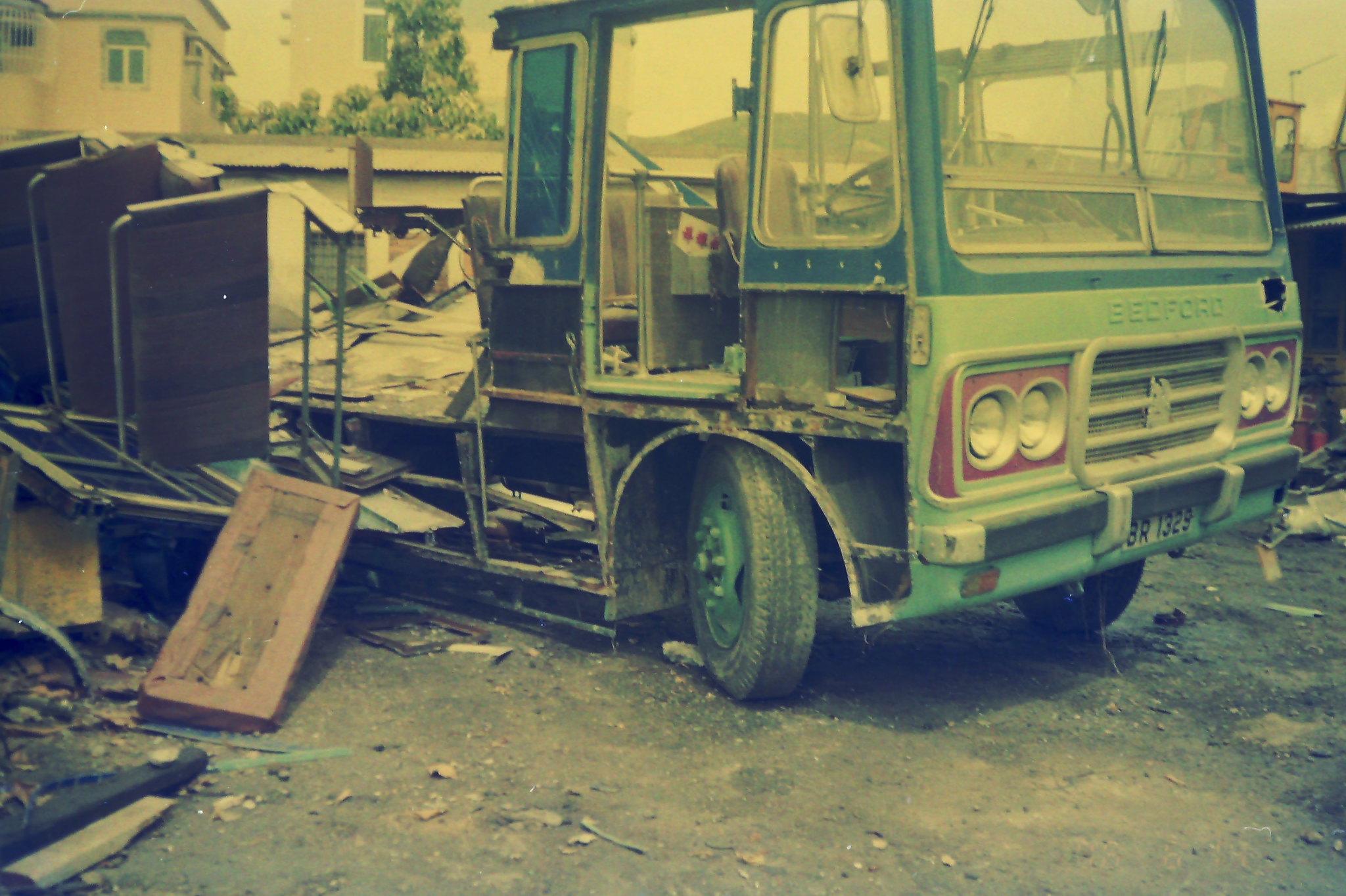 廢車睇 - 3asv6bus