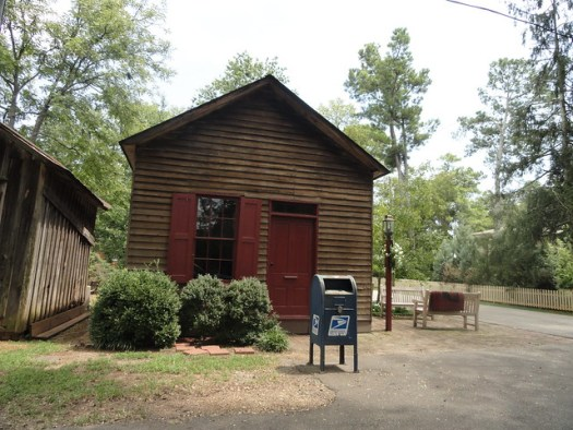 Post Office, Mooresville AL