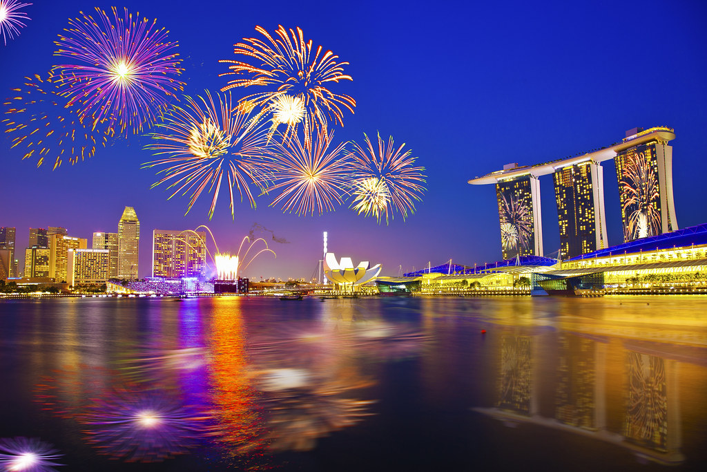 singapore happy new year