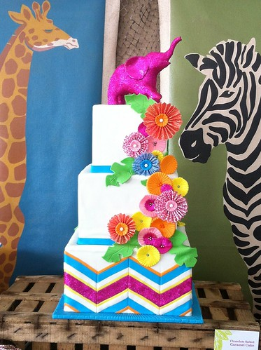 Sunshine Safari This Cake Was Made For Operation Shower
