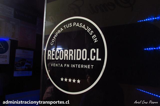 Queilen Bus | Puerto Montt | Modasa Zeus 3 - Volvo / GYPS38 (96)