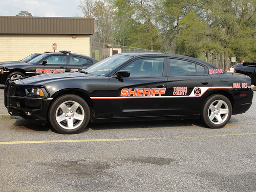 Thomas Co Sheriff, GA Dodge Charger | J.A. Muscarella | Flickr