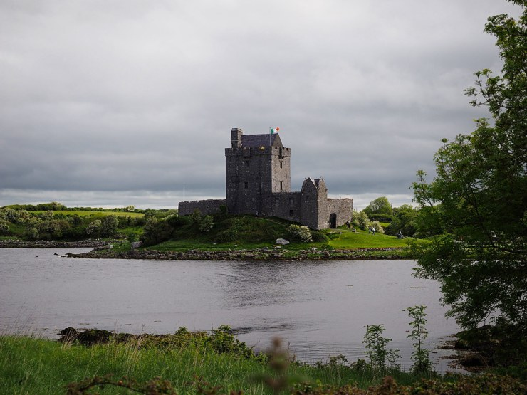 Ireland Road Trip Day Two - Due Midwest