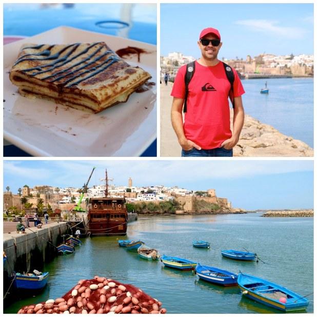 Muelle de Rabat