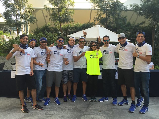 Wings for Life World Run Guadalajara 2016