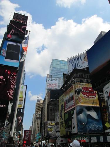 Broadway, NYC. Nueva York