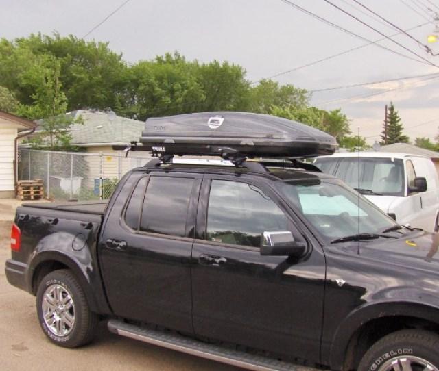 Ford Explorer Sport Trac Atlantis  By Racks For Cars
