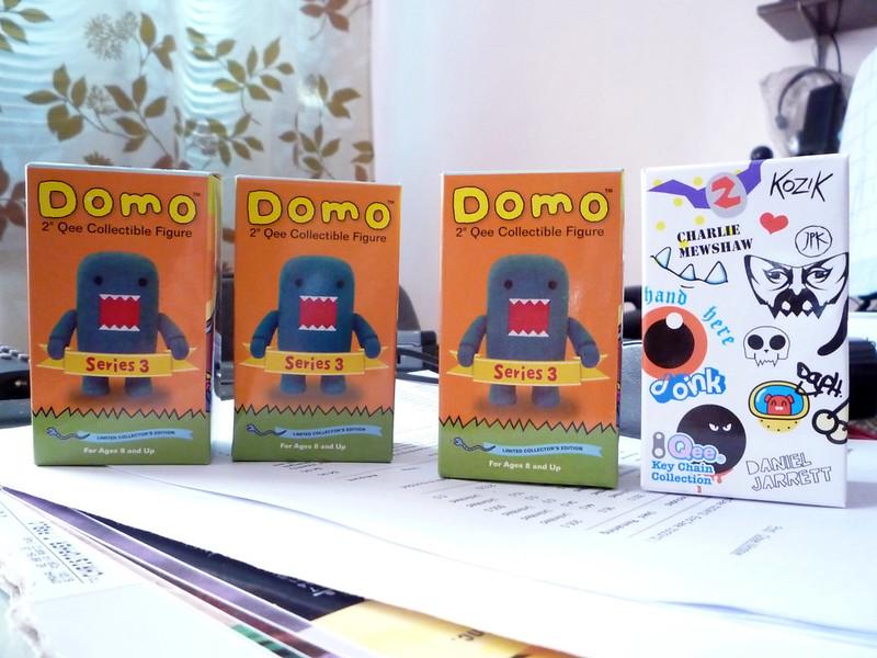 Domo-kun 001