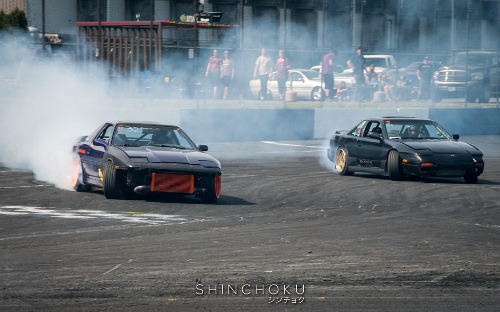 Evergreen Drift - Grassroots Round 1 (4-17-16)