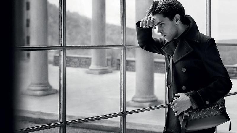 Xavier Dolan for Louis Vuitton
