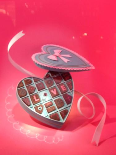 San Valentín, Tiffany's NYC. Nueva York