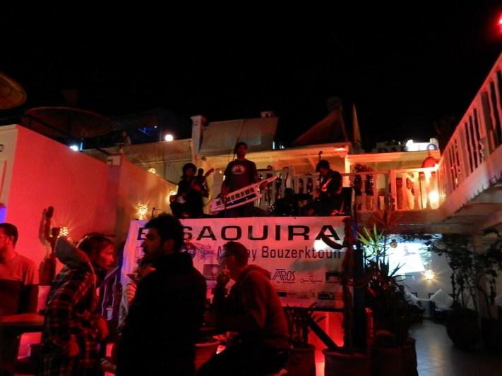 Concert in Essaouira