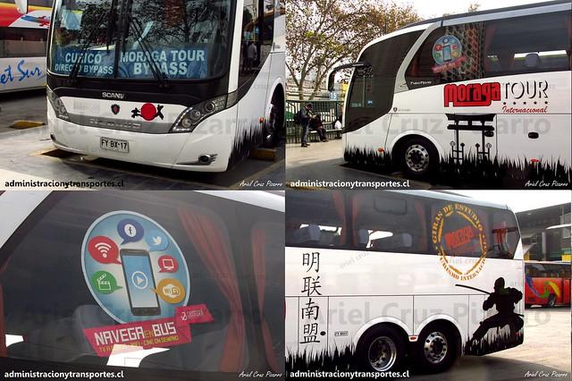 Moraga Tour 2916 Perfil 01