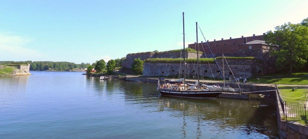 Fortaleza Insular Suomenlinna Helsinki Finlandia 12