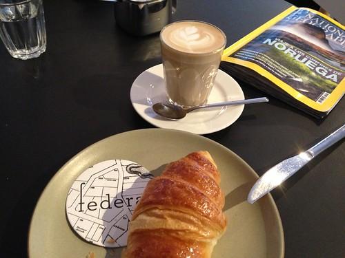 Federal Café, Conde Duque. Madrid