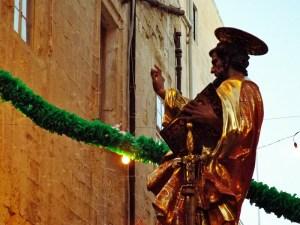 Feast of St Paul Shipwrecked, Valletta, Malta - the tea break project solo female travel blog