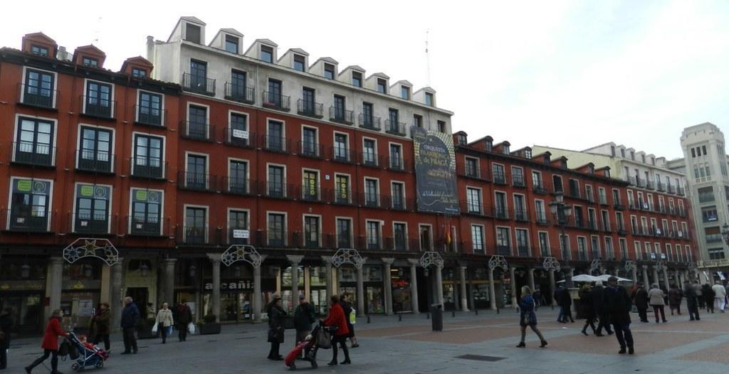 Plaza Mayor de Valladolid 05
