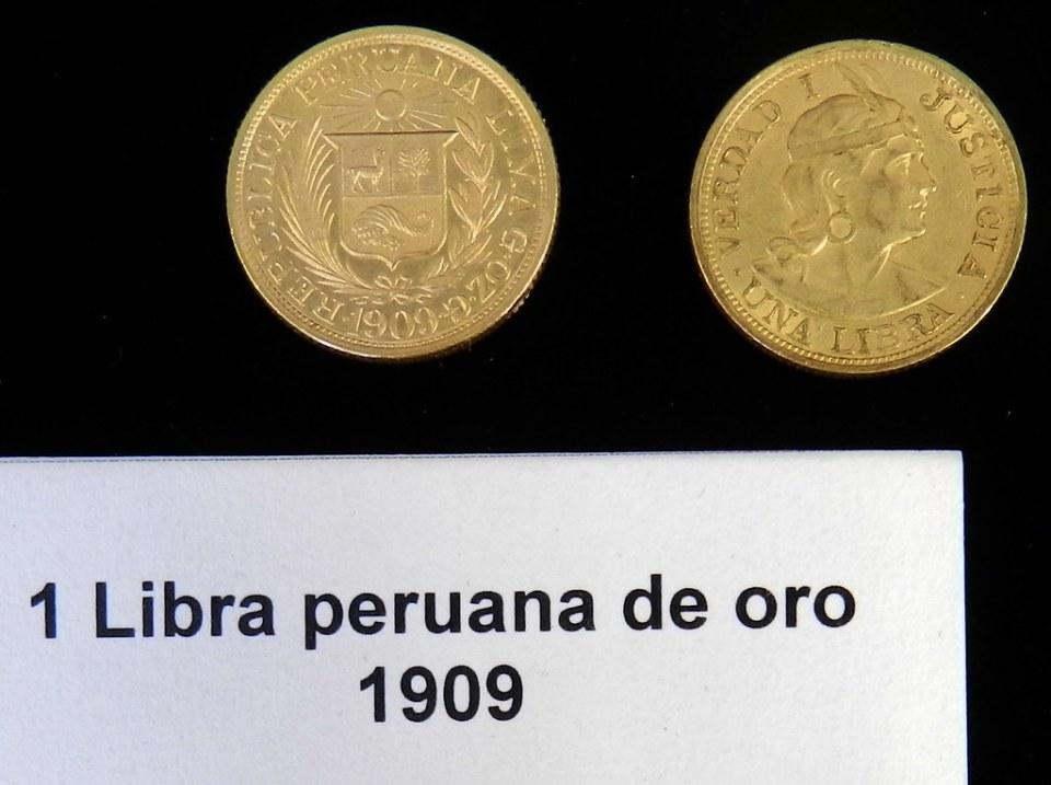 Museo Banco Central Numismática Lima Perú 43