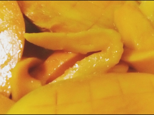 mango addiction