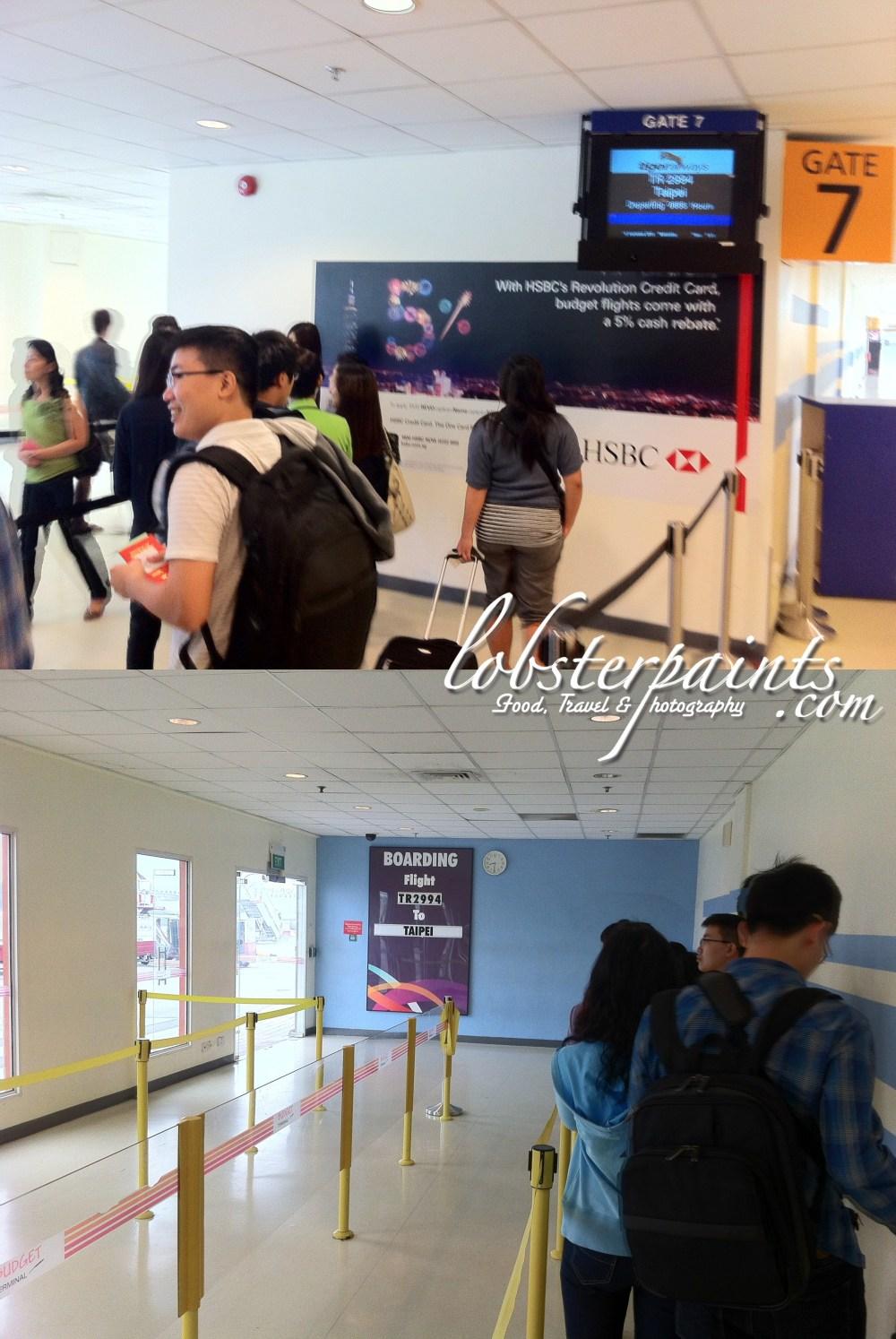 12 September 2012: Changi Airport | Singapore