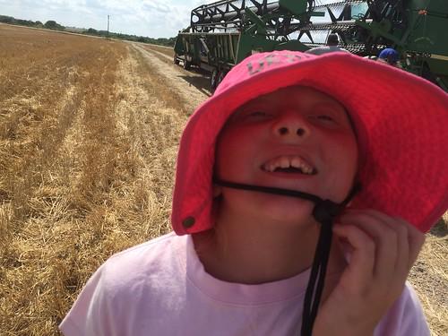 Emma: riding fun