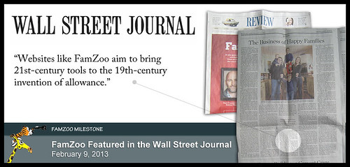 FamZoo Featured in Wall Street Journal | FamZoo Staff | Flickr