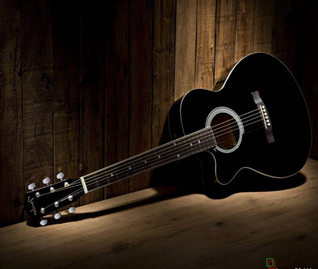 Hd Cool Acoustic Guitar Wallpaper High Definition Wallpapers
