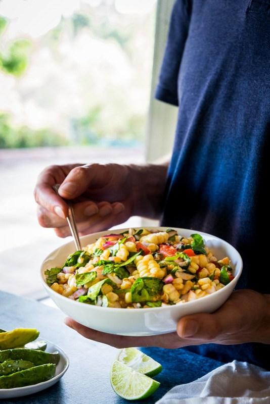 perfect summer salad