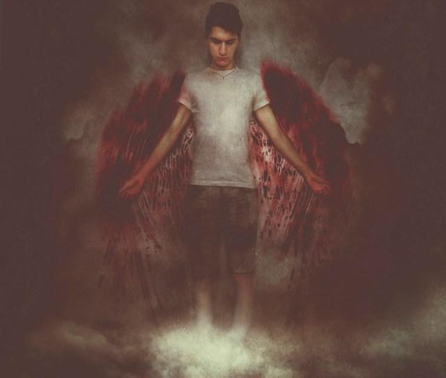 Evil Angel By Alex Schaefer Photography