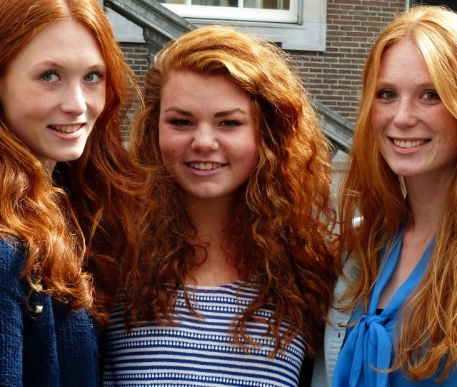 Three German Pheomelanin Victory Girls By E C2 B3