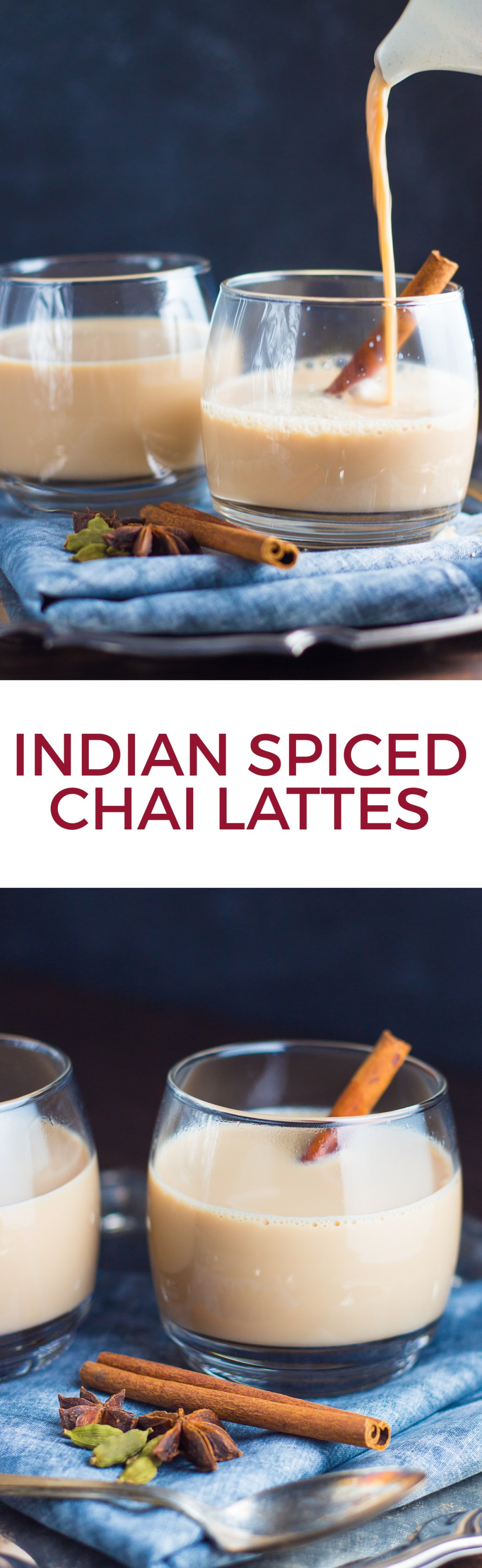Indian Chai Lattes