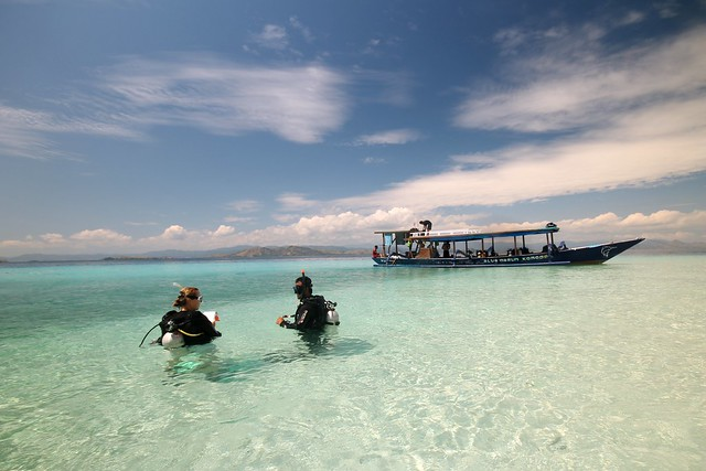 Sabolan Besar Island