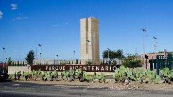 Resultado de imagen para parque bicentenario san luis potosí