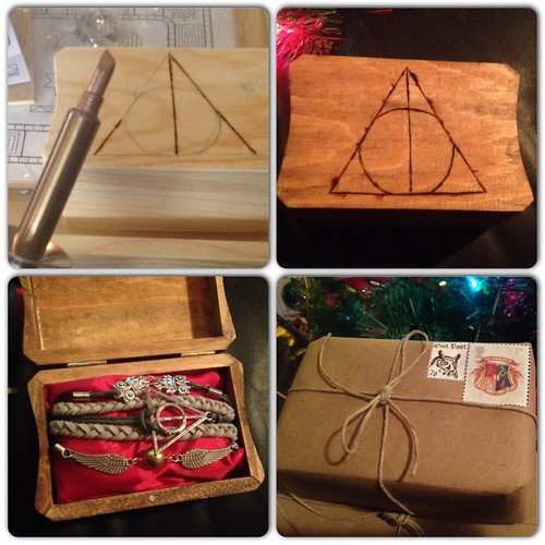 Potter Gifts Homemade Harry