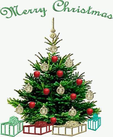 Merry Christmas Animated Gif Lenabem Anna J Flickr