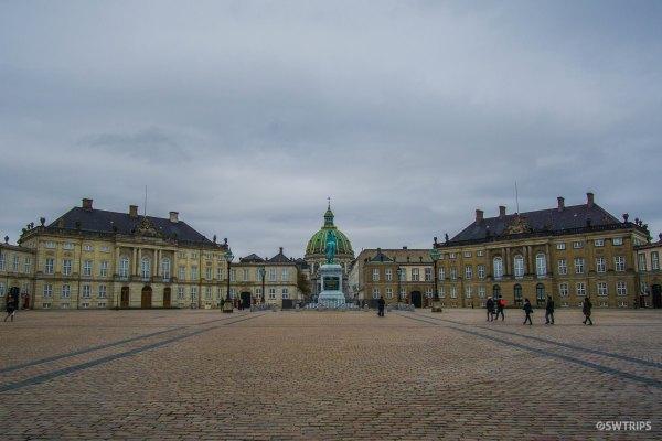 Amalienborg - Copenhagen, Denmark.jpg