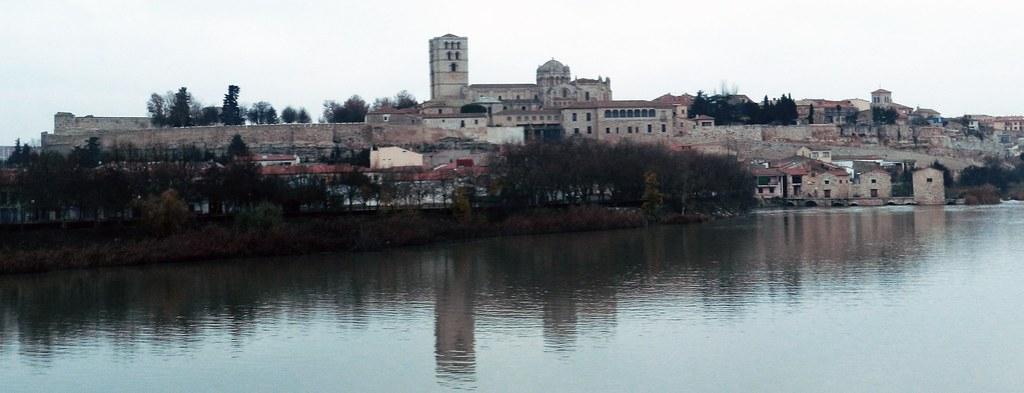 Zamora y el Rio Duero 06