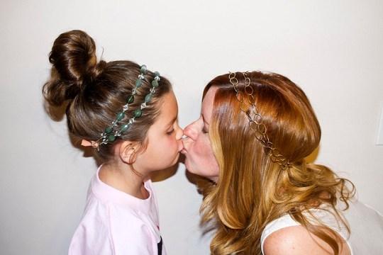 kissin' my baby